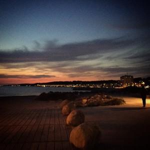 Stranden i Helsingborg