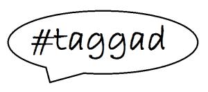 taggad #hashtag