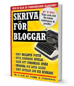 Skriva för bloggar