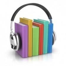 lyssna på en bok